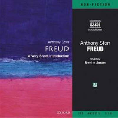 Freud: A Very Short Introduction - Very Short Introductions (CD-Audio)