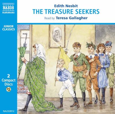 The Treasure Seekers - Junior Classics (CD-Audio)