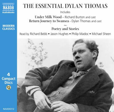 The Essential Dylan Thomas (CD-Audio)