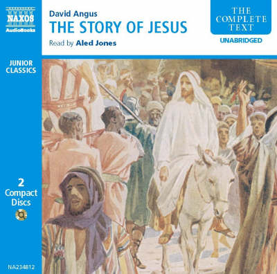 The Story of Jesus - Non-fiction (CD-Audio)