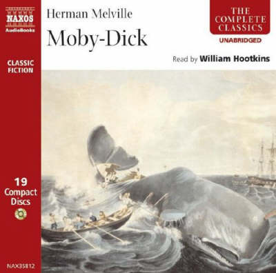 Moby-Dick: Moby Dick D Unabridged (CD-Audio)
