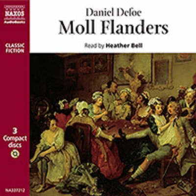 Moll Flanders - Classic Fiction (CD-Audio)