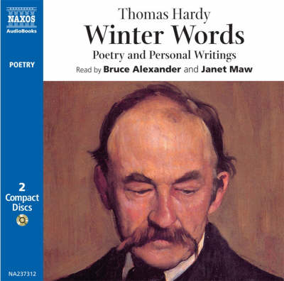 Winter Words: Poetry and Personal Writings - Poetry S. (CD-Audio)