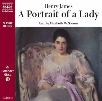 A Portrait of a Lady - Classic Fiction (CD-Audio)