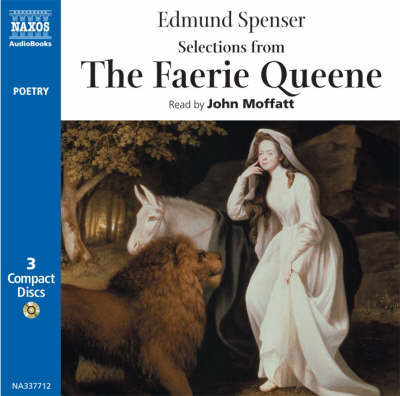 Selections from the Faerie Queene - Poetry S. (CD-Audio)