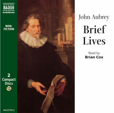 Brief Lives (CD-Audio)