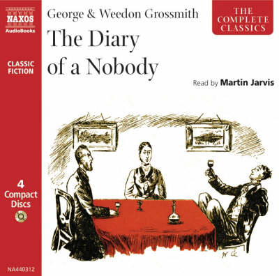 The Diary of a Nobody - Classic Fiction S. (CD-Audio)