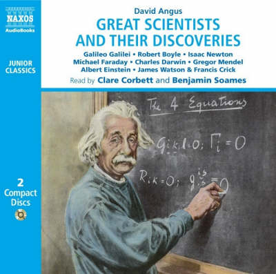 Great Scientists and Their Discoveries (CD-Audio)