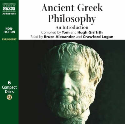 Ancient Greek Philosophy: An Introduction (CD-Audio)