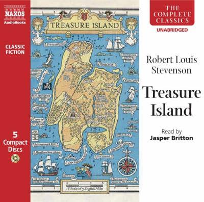 Treasure Island: Unabridged (CD-Audio)