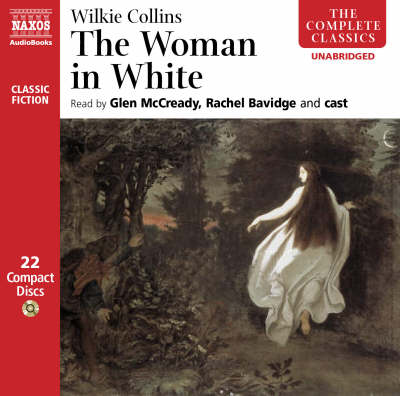 The Woman in White (CD-Audio)