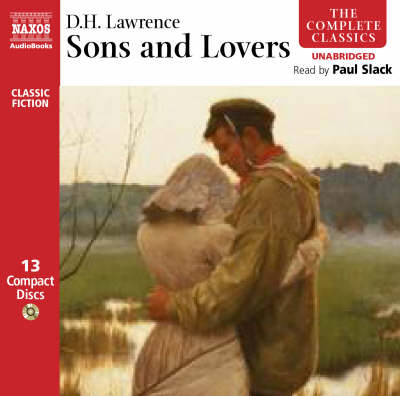 Sons and Lovers - Classic Fiction (CD-Audio)