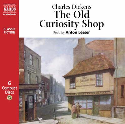 The Old Curiosity Shop (CD-Audio)
