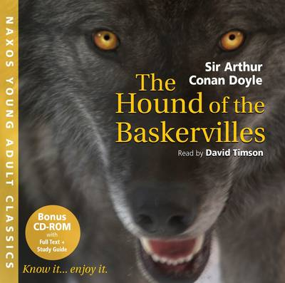 The Hound of the Baskervilles - Young Adult Classics (CD-Audio)