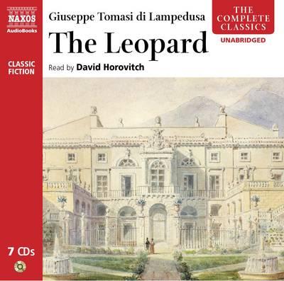 The Leopard - Modern Fiction (CD-Audio)