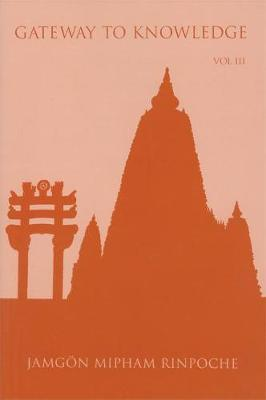 Gateway to Knowledge, Volume III: A Condensation of the Tripitaka (Paperback)