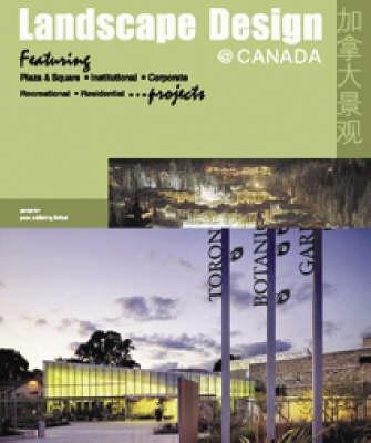 Landscape Design @ Canada (Hardback)