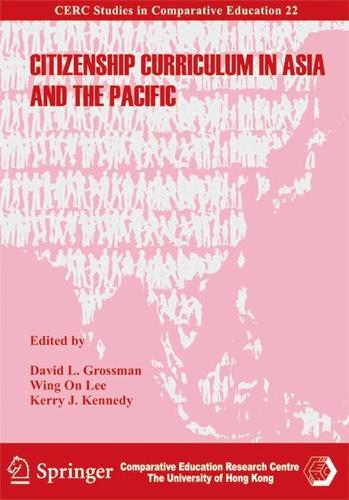Citizenship Curriculum in Asia and the Pacific (Paperback)