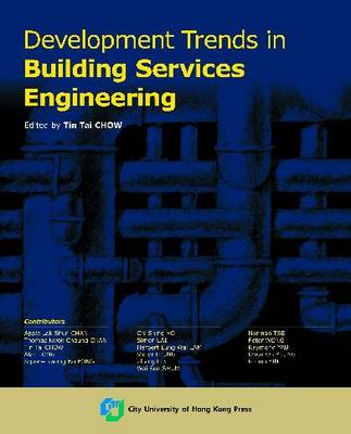 DEVELOPMENT TRENDS IN BUILDING SERVICES ENGINEERING (Paperback)