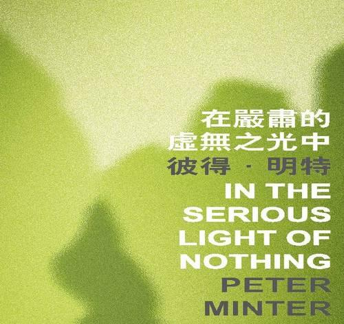 In the Serious Light of Nothing - International Poetry Nights in Hong Kong Literature (Paperback)