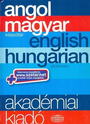 English-Hungarian Dictionary (Hardback)