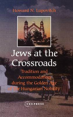 Jews at the Crossroads: Tradition and Accommodation During the Golden Age of the Hungarian Nobility (Hardback)