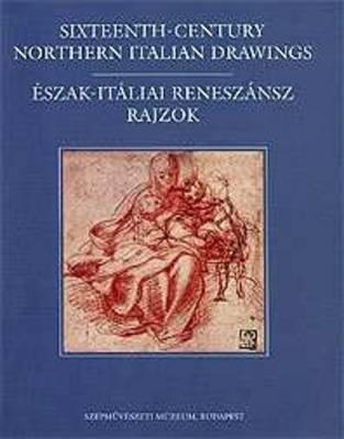 16th Century Northern Italian Drawings (Paperback)