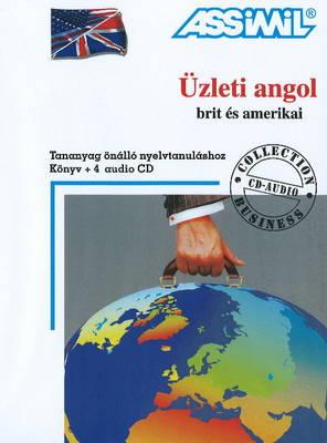 Uzleti Angol: Brit e Amerikai