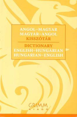 English-Hungarian & Hungarian-English Dictionary (Paperback)