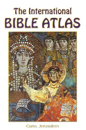 The International Bible Atlas (Paperback)