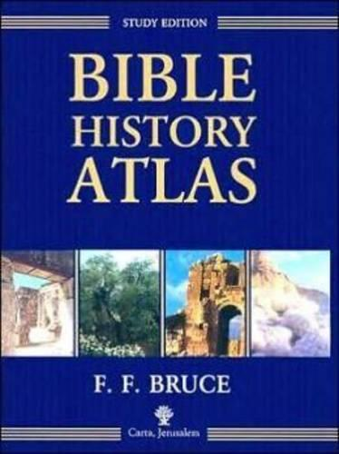 Bible History Atlas (Paperback)