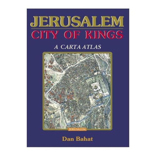 Jerusalem, City of Kings (Paperback)