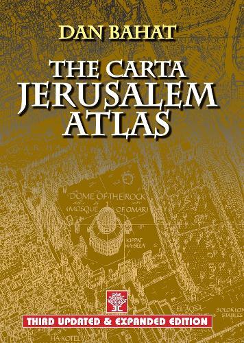 Carta Jersuaslem Atlas (Hardback)
