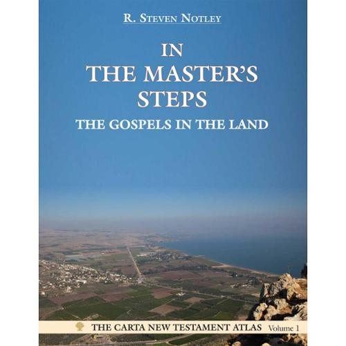In the Master's Steps: The Gospels in the Land (Paperback)