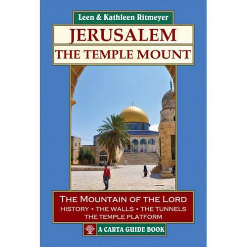 Jerusalem -The Temple Mount (Paperback)