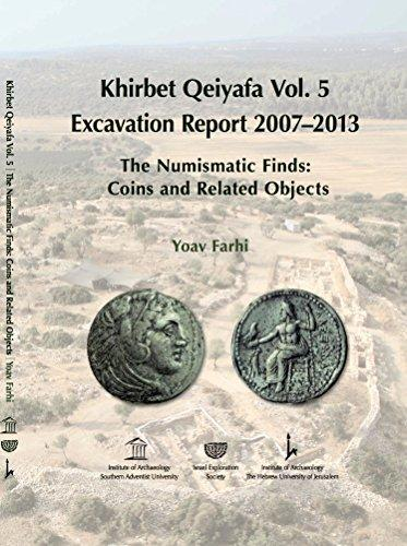 Khirbet Qeiyfa: Excavation Report 2007-2013 (Hardback)