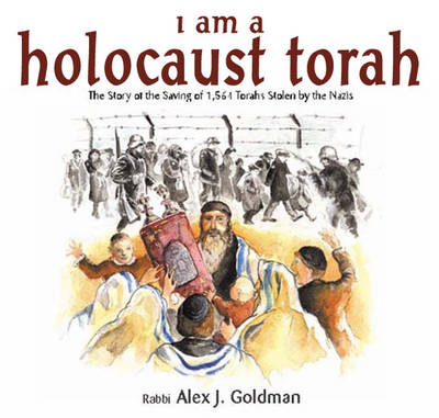 I Am a Holocaust Torah (Hardback)