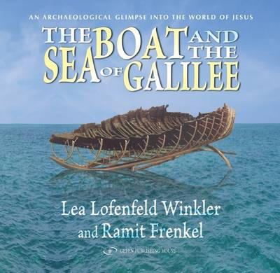 Boat & the Sea of Galilee (Paperback)