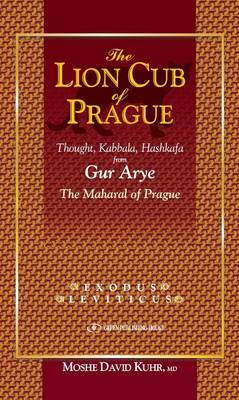 Lion Cub of Prague: Exodus & Leviticus (Hardback)