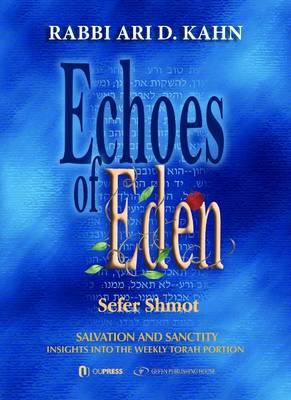 Echoes of Eden: Sefer Shmot (Hardback)