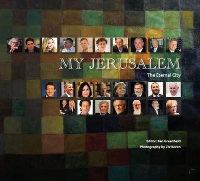 My Jerusalem: The Eternal City (Hardback)