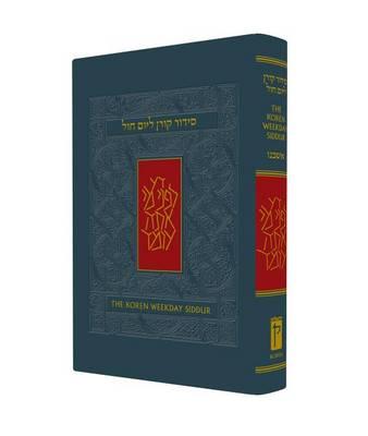 Weekday Koren Sacks Siddur (Paperback)