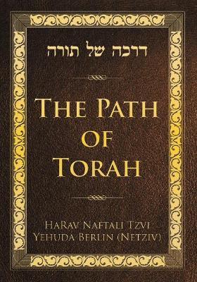 The Path of Torah: The Introduction to Ha'amek She'elah (Hardback)