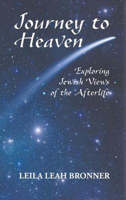 Journey to Heaven: Exploring Jewish Views of the Afterlife (Hardback)