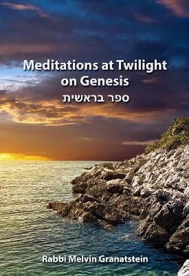 Meditations at Twilight on Genesis (Hardback)
