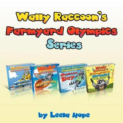 Wally Raccoon's Collection: books 1-4 (Paperback)