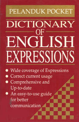 Dictionary of English Expressions (Paperback)