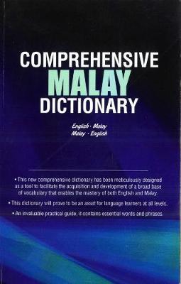 English-Malay and Malay-English Comprehensive Dictionary (Paperback)