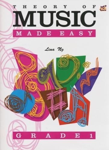 Theory of Music Made Easy: Grade 1 (Sheet music)