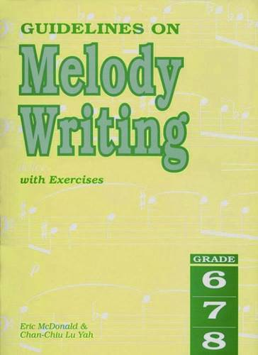 Guidelines on Melody Writing (Sheet music)